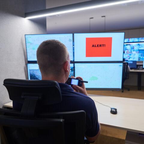 Local security monitoring Ballarat